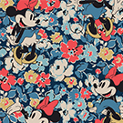 Minnie Mews Ditsy Blue
