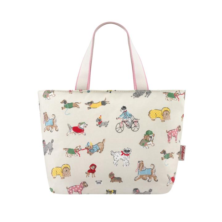 LUNCH TOTE SMALL PARK DOGS